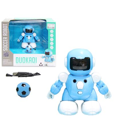 Duokaqi-Robot-jugador-de-Futbol