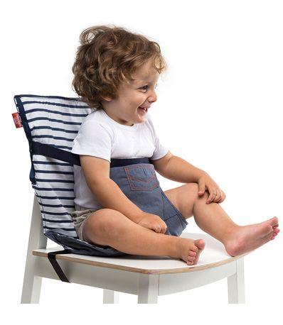 Cadeira-dobravel-de-tecido-azul