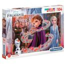 Frozen-2-Puzzle-104-Pieces-Glitter