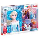 Frozen-2-Puzzle-3x48-pieces
