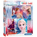 Frozen-2-Puzzle-2x60-Pieces