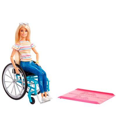 Barbie-Fashionista-Fauteuil-roulant