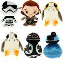 Brinquedos-de-pelucia-de-Star-Wars-sortidos