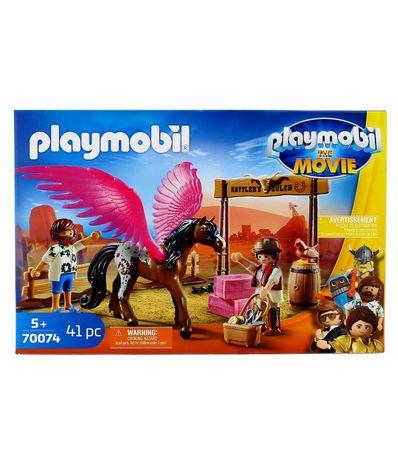 Playmobil-Filme-Marla-Del-e-Cavalo-com-Asas
