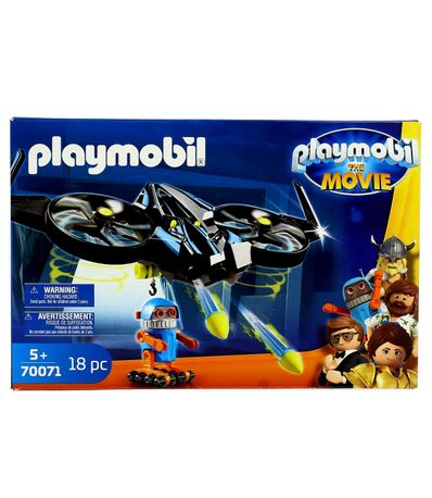 Playmobil-Movie-Robotitron-avec-Drone