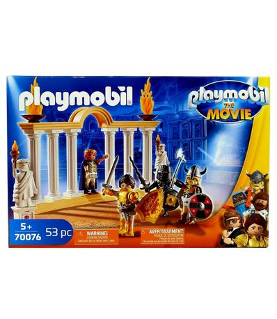 Playmobil-Movie-Emperador-Maximus-en-el-Coliseo