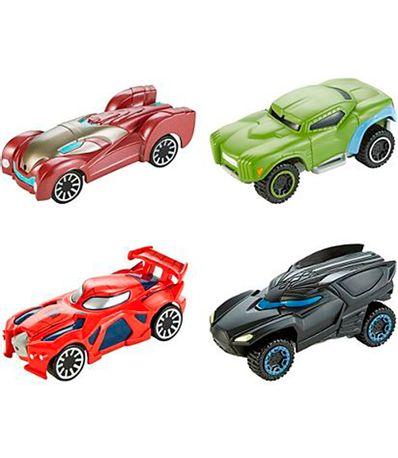 Hot-Wheels-Vengadores-Vehiculo-Acrobacias-Surtido