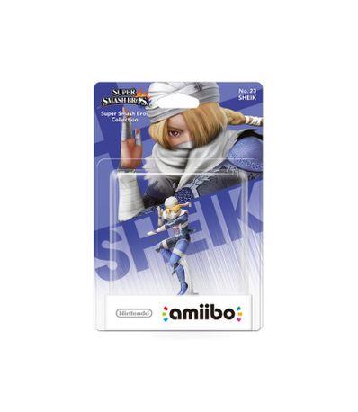 Figura-Amiibo-Sheik--Serie-Ssb-
