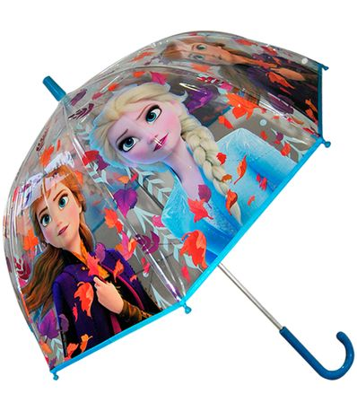 Guarda-chuva-transparente-Frozen-2