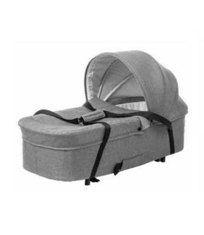 Capazo-para-silla-gemelar-Dual-Evo-Black
