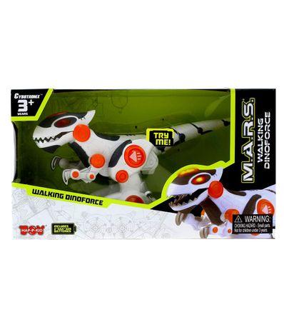 Dinosaure-Robot-avec-Mouvement