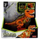 Dinosaure-T-Rex-avec-mouvement-et-lumiere