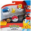 Ceinture-d'attaque-Pokemon-Pikachu-avec-Superball