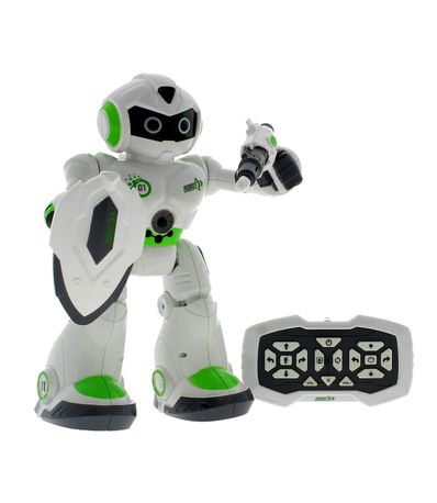 Robot-Inteligente-Interactivo-Wise-Star