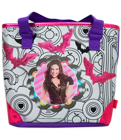 Chica Vampiro Color Me Mine Bolsa Para Colorear