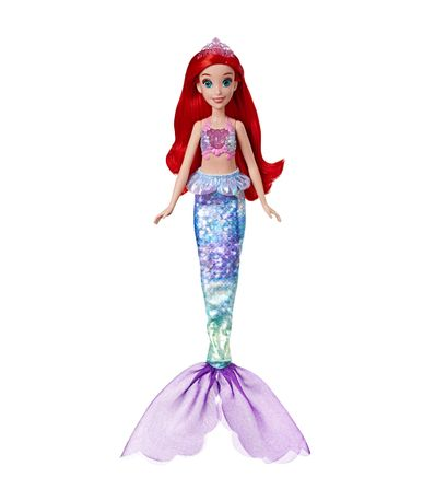 Princesas-Disney-Ariel-Boneca-Musical