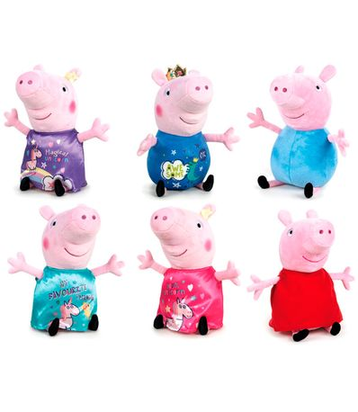 Peppa-Pig-Peluche-It-s-Magic-27-cm-Surtido