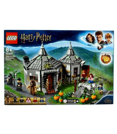 Lego-Harry-Potter-Hagrid--39-s-Cabin--Sauvetage