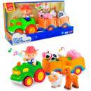 Tracteur-Enfant-avec-Remorque
