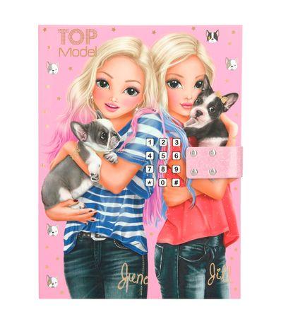 Top-Model-Secret-Diary-avec-June-et-Jill-Code