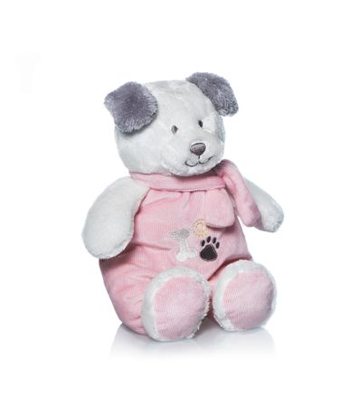Peluche-rose-chiot-tomy