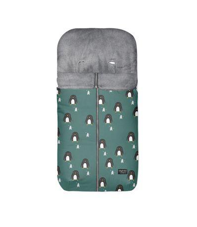 Saco-polar-verde-da-cadeira-de-Pingu