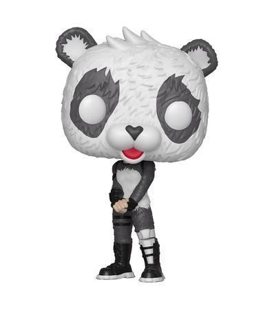 Funko-Pop-Panda-Team-Leader-figura-Fortnite