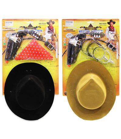 Sombero-Cowboy-con-Accesorios-Surtido