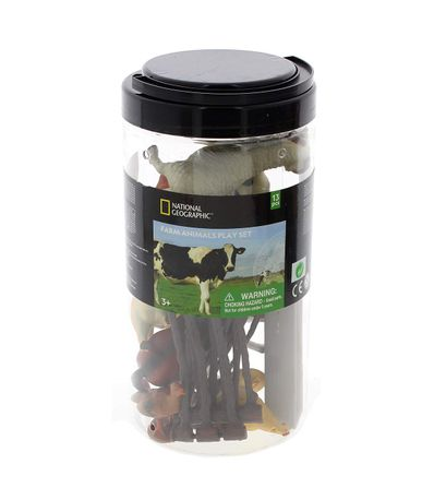 National-Geographic-Cube-Farm-Animais-13-Pcs