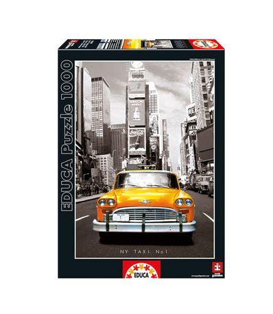 Puzzle-1000-Piezas-Taxi-Nº-1-Nueva-York