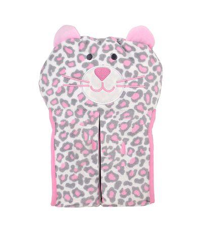 Toalla-bebe-con-capucha-Leopard-Just-Born