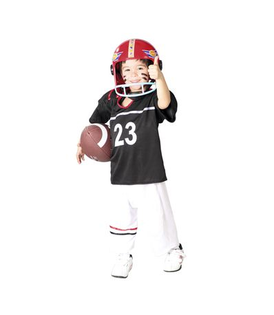 Disfarce-de-Quarterback-Infantil