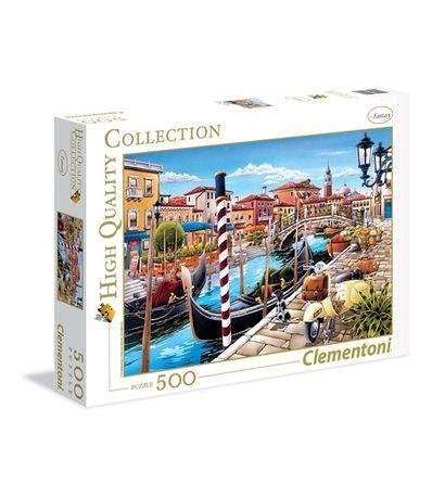 Puzzle-Lagune-de-Venise-500-Pieces