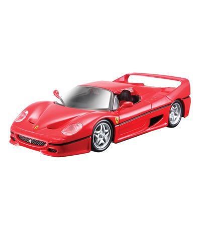 Maqueta-de-Coche-Ferrari-F50-Escala-1-18