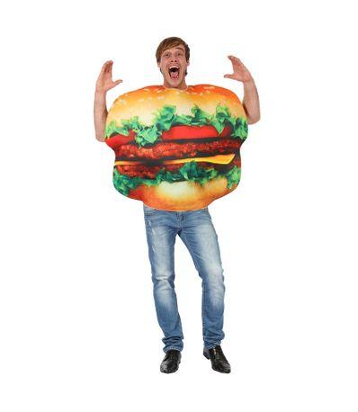 Deguisement-Hamburger