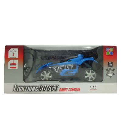 Voiture-RC-Buggy-Rouge-Echelle-1-18