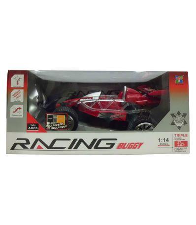 Coche-RC-Buggy-Racing-Rojo-Escala-1-14