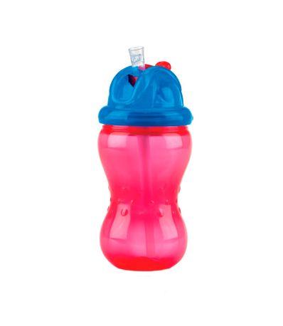 Tasse-avec-paille-360-ml-Rose