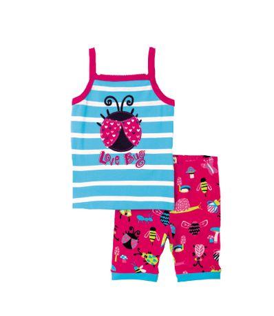 Pijama-Menina-Manga-curta-2-pecas