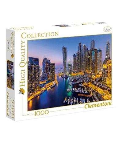 Dubai-HQ-Puzzle-de-1000-pieces