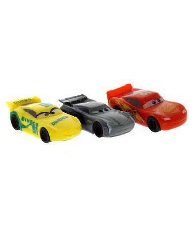 Cars-3-Pack-Tres-Gomas-de-Borrar
