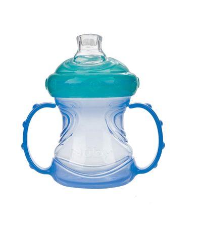 Gobelet-Anti-Goutte-4-en-1-Bleu