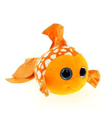 Peluche-poisson-orange-de-Beanie-Boo-XL