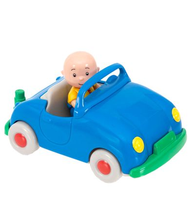 Caillou-Pull-Back-Vehicle-Blue