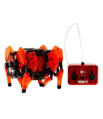 Araña-Robotica-Hexbug-Stranbeast-XL-Naranja