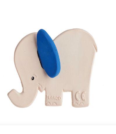Mordedor-de-borracha-natural-de-elefante-azul