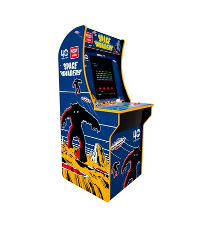 Cabina-Arcade1UP-Space-Invaders