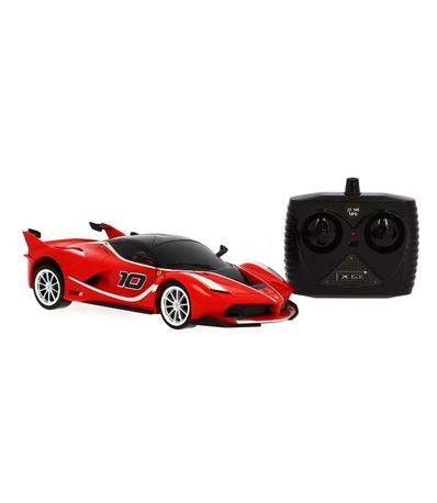 Coche-Deportivo-Ferrari-FXX-K-a-escala-1-24-R-C