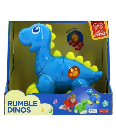 Dinosaurio-Infantil-Azul