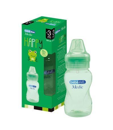 Biberon-Medic-Silicona-300-ml-Verde